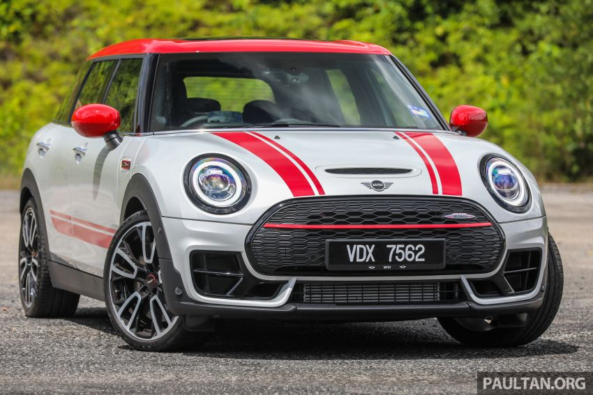 FIRST DRIVE: 2020 MINI John Cooper Works Clubman and Countryman Malaysian review – from RM359k Image #1067279