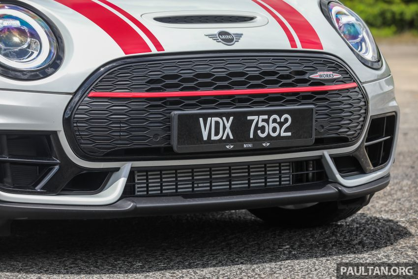 FIRST DRIVE: 2020 MINI John Cooper Works Clubman and Countryman Malaysian review – from RM359k Image #1067298