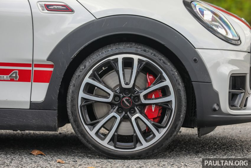 FIRST DRIVE: 2020 MINI John Cooper Works Clubman and Countryman Malaysian review – from RM359k Image #1067304