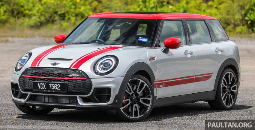 FIRST DRIVE: 2020 MINI John Cooper Works Clubman and Countryman Malaysian review – from RM359k Image #1067280