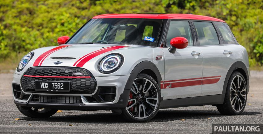 FIRST DRIVE: 2020 MINI John Cooper Works Clubman and Countryman Malaysian review – from RM359k Image #1067282