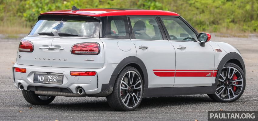 FIRST DRIVE: 2020 MINI John Cooper Works Clubman and Countryman Malaysian review – from RM359k Image #1067283
