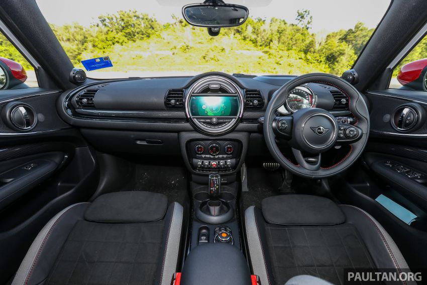 FIRST DRIVE: 2020 MINI John Cooper Works Clubman and Countryman Malaysian review – from RM359k Image #1067319