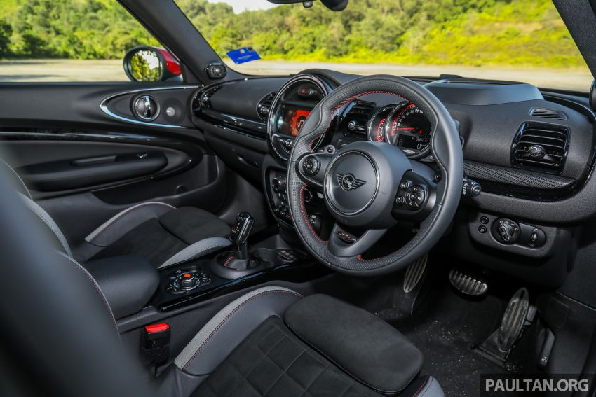 FIRST DRIVE: 2020 MINI John Cooper Works Clubman and Countryman Malaysian review – from RM359k Image #1067320