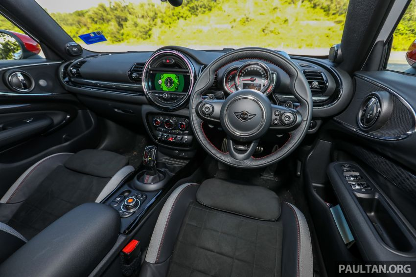 FIRST DRIVE: 2020 MINI John Cooper Works Clubman and Countryman Malaysian review – from RM359k Image #1067348