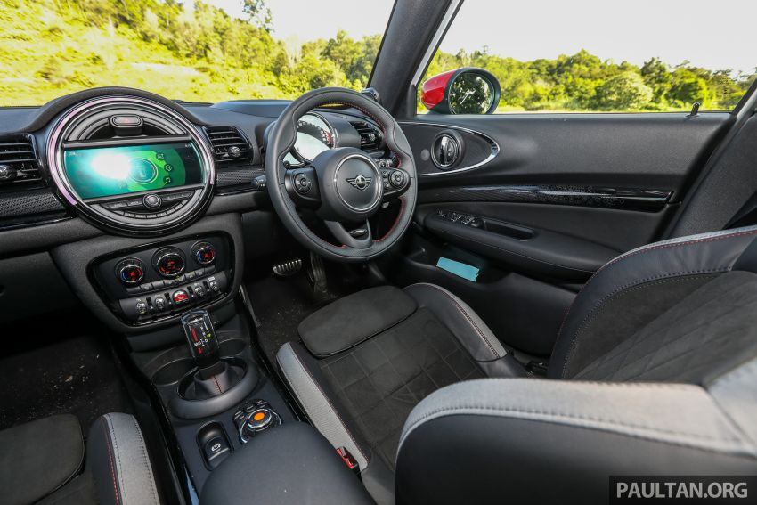 FIRST DRIVE: 2020 MINI John Cooper Works Clubman and Countryman Malaysian review – from RM359k Image #1067349