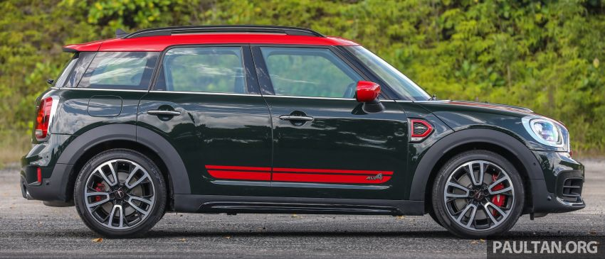 FIRST DRIVE: 2020 MINI John Cooper Works Clubman and Countryman Malaysian review – from RM359k Image #1067187