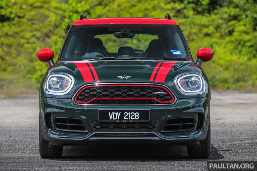 FIRST DRIVE: 2020 MINI John Cooper Works Clubman and Countryman Malaysian review – from RM359k Image #1067188
