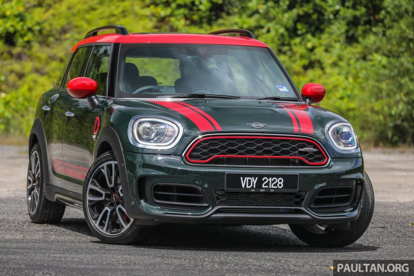 FIRST DRIVE: 2020 MINI John Cooper Works Clubman and Countryman Malaysian review – from RM359k Image #1067180