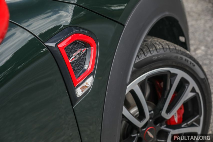 FIRST DRIVE: 2020 MINI John Cooper Works Clubman and Countryman Malaysian review – from RM359k Image #1067204