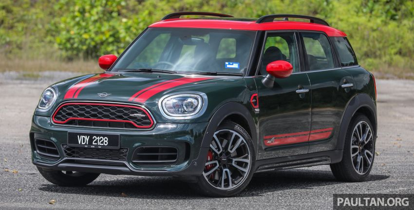 FIRST DRIVE: 2020 MINI John Cooper Works Clubman and Countryman Malaysian review – from RM359k Image #1067181