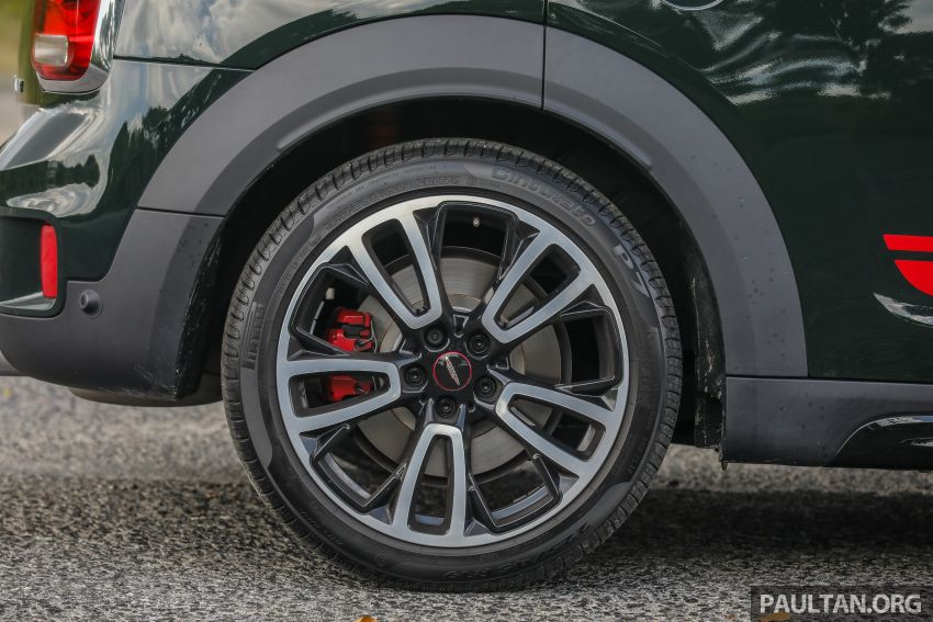 FIRST DRIVE: 2020 MINI John Cooper Works Clubman and Countryman Malaysian review – from RM359k Image #1067206