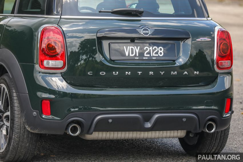 FIRST DRIVE: 2020 MINI John Cooper Works Clubman and Countryman Malaysian review – from RM359k Image #1067207