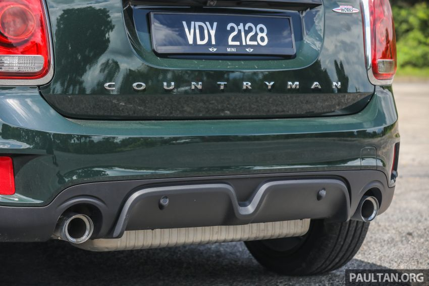 FIRST DRIVE: 2020 MINI John Cooper Works Clubman and Countryman Malaysian review – from RM359k Image #1067213