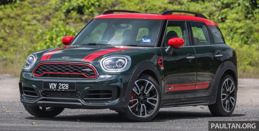 FIRST DRIVE: 2020 MINI John Cooper Works Clubman and Countryman Malaysian review – from RM359k Image #1067182