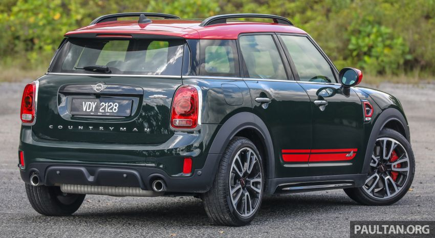FIRST DRIVE: 2020 MINI John Cooper Works Clubman and Countryman Malaysian review – from RM359k Image #1067183