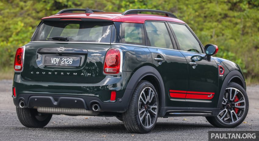 FIRST DRIVE: 2020 MINI John Cooper Works Clubman and Countryman Malaysian review – from RM359k Image #1067184