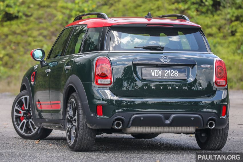 FIRST DRIVE: 2020 MINI John Cooper Works Clubman and Countryman Malaysian review – from RM359k Image #1067185