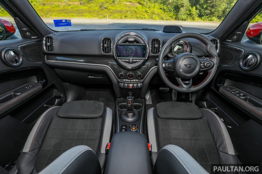 FIRST DRIVE: 2020 MINI John Cooper Works Clubman and Countryman Malaysian review – from RM359k Image #1067218
