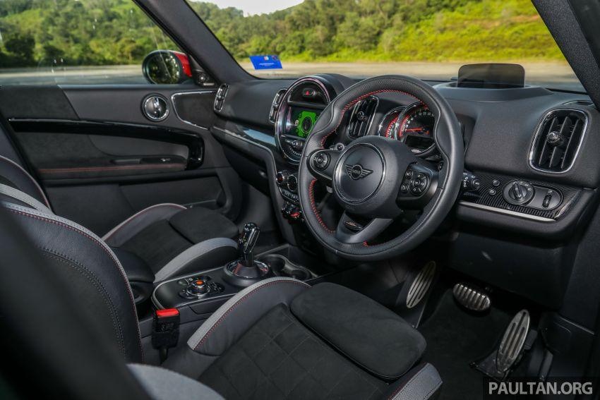 FIRST DRIVE: 2020 MINI John Cooper Works Clubman and Countryman Malaysian review – from RM359k Image #1067219