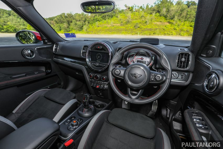 FIRST DRIVE: 2020 MINI John Cooper Works Clubman and Countryman Malaysian review – from RM359k Image #1067246
