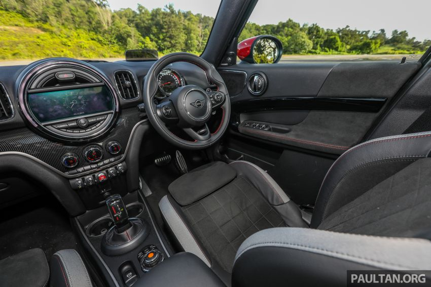 FIRST DRIVE: 2020 MINI John Cooper Works Clubman and Countryman Malaysian review – from RM359k Image #1067247