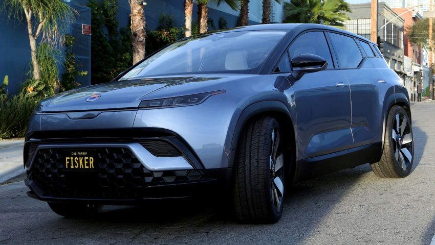 Fisker Ocean revealed at CES 2020 – electric SUV with up to 480 km range, California Mode, karaoke feature Image #1065065