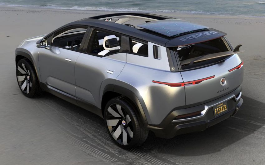 Fisker Ocean revealed at CES 2020 – electric SUV with up to 480 km range, California Mode, karaoke feature Image #1065024