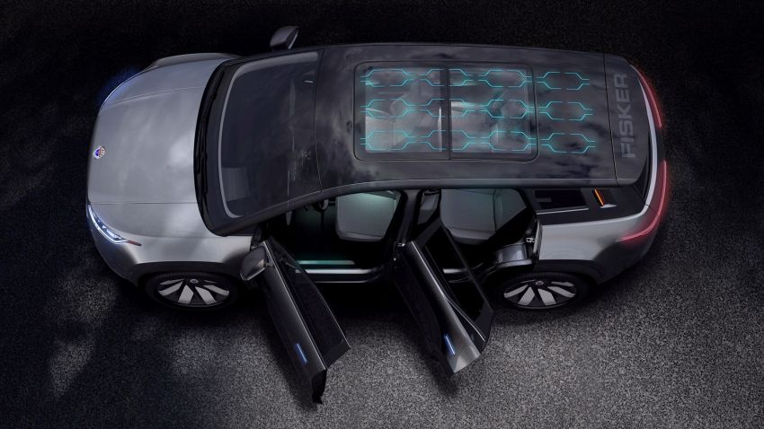 Fisker Ocean revealed at CES 2020 – electric SUV with up to 480 km range, California Mode, karaoke feature Image #1065028