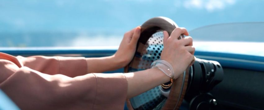 Honda Augmented Driving Concept – reinventing the steering wheel for varying autonomous driving modes Image #1066689