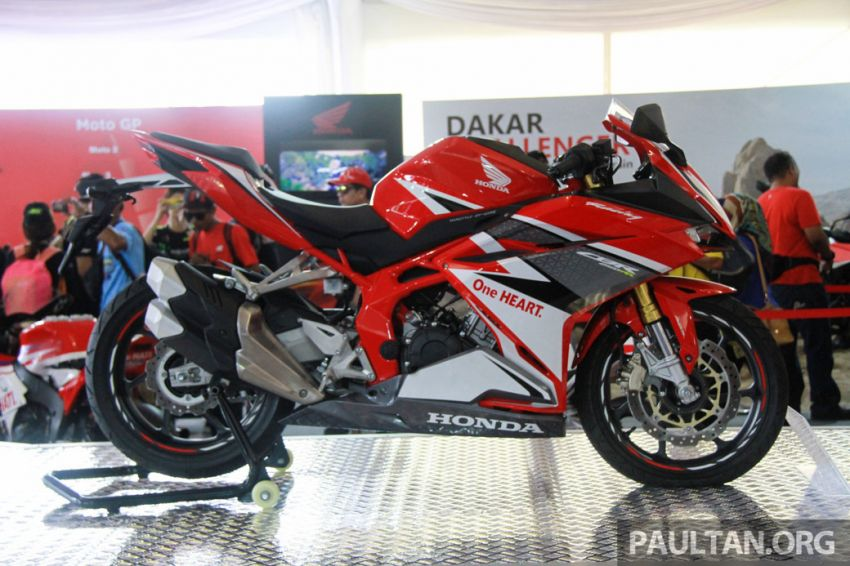 Honda CBR250RR in Malaysia by end of 2020? Image #1075008