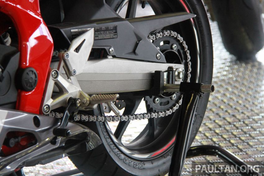 Honda CBR250RR in Malaysia by end of 2020? Image #1075016