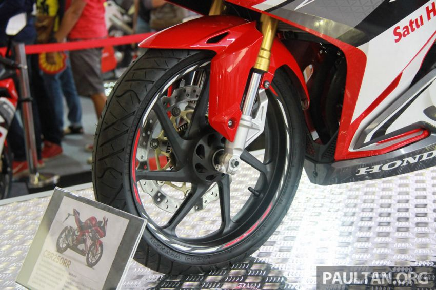 Honda CBR250RR in Malaysia by end of 2020? Image #1075020