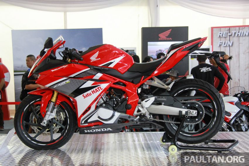 Honda CBR250RR in Malaysia by end of 2020? Image #1075022