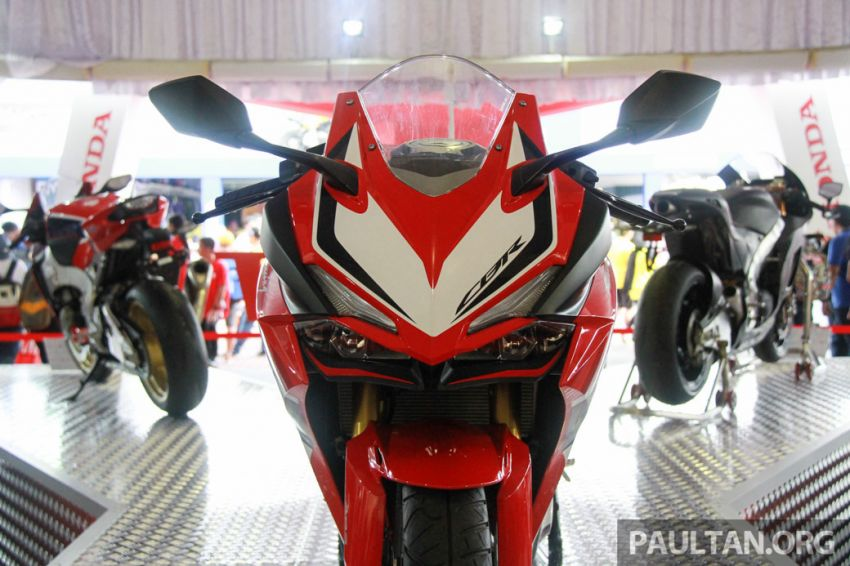 Honda CBR250RR in Malaysia by end of 2020? Image #1075013