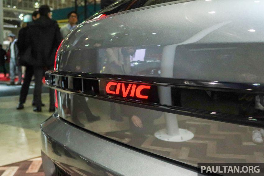 TAS 2020: Honda Civic Cyber Night Japan Cruiser – Modulo reimagines the EK9 Civic Type R for 2020 Image #1068438