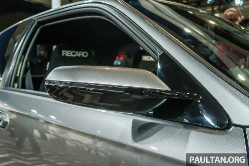 TAS 2020: Honda Civic Cyber Night Japan Cruiser – Modulo reimagines the EK9 Civic Type R for 2020 Image #1068445