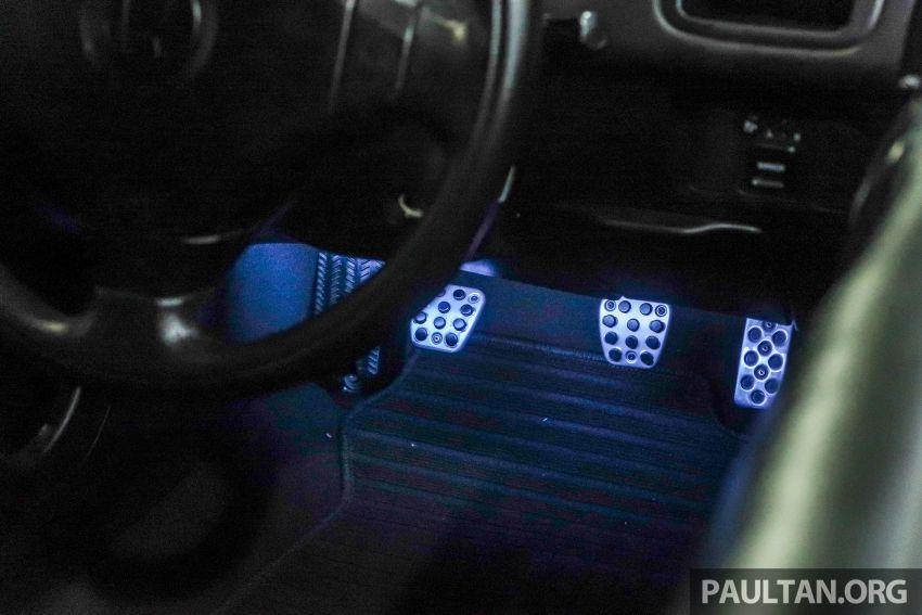 TAS 2020: Honda Civic Cyber Night Japan Cruiser – Modulo reimagines the EK9 Civic Type R for 2020 Image #1068466