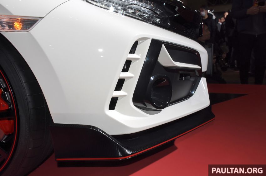 FK8 Honda Civic Type R facelift debuts at 2020 Tokyo Auto Salon – uprated cooling, braking and chassis Image #1067977