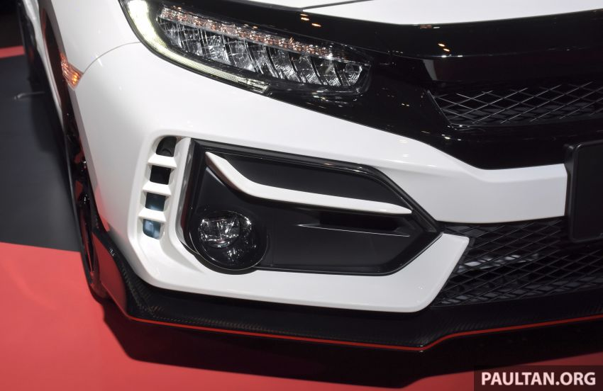 FK8 Honda Civic Type R facelift debuts at 2020 Tokyo Auto Salon – uprated cooling, braking and chassis Image #1067969