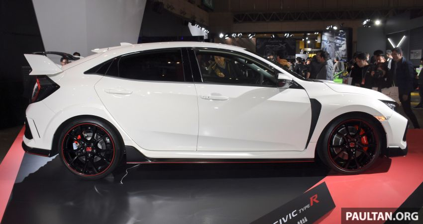 FK8 Honda Civic Type R facelift debuts at 2020 Tokyo Auto Salon – uprated cooling, braking and chassis Image #1067970