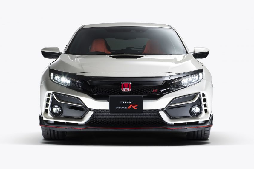 FK8 Honda Civic Type R facelift debuts at 2020 Tokyo Auto Salon – uprated cooling, braking and chassis Image #1067649