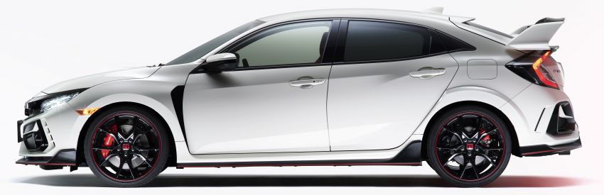 FK8 Honda Civic Type R facelift debuts at 2020 Tokyo Auto Salon – uprated cooling, braking and chassis Image #1067647