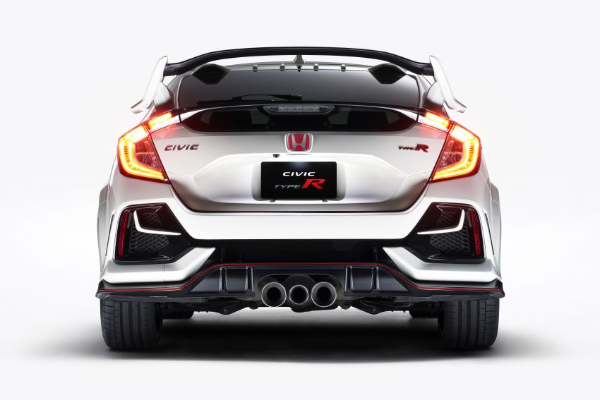 FK8 Honda Civic Type R facelift debuts at 2020 Tokyo Auto Salon – uprated cooling, braking and chassis Image #1067650
