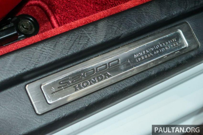 TAS2020: Honda S2000 20th Anniversary Prototype Image #1070780