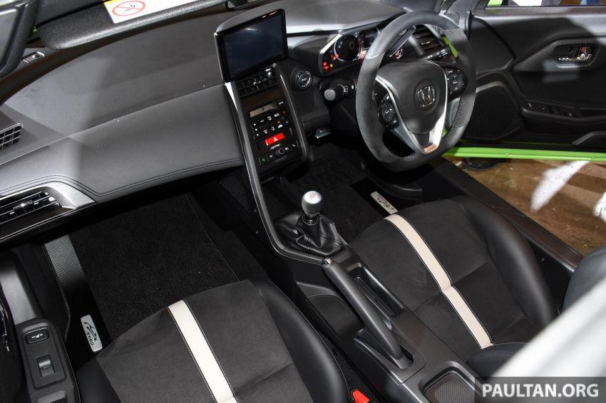 TAS 2020: Facelifted Honda S660 sports car debuts Image #1068749