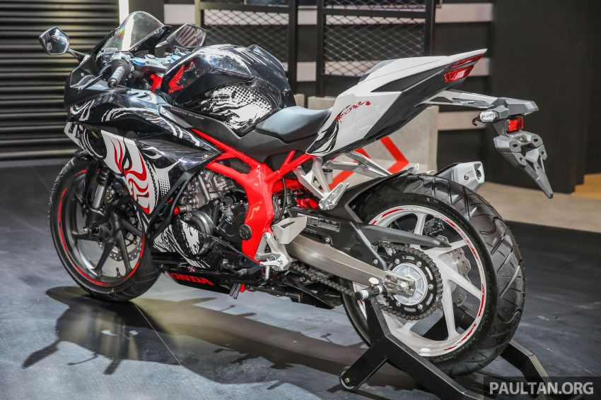 Honda CBR250RR in Malaysia by end of 2020? Image #1075025