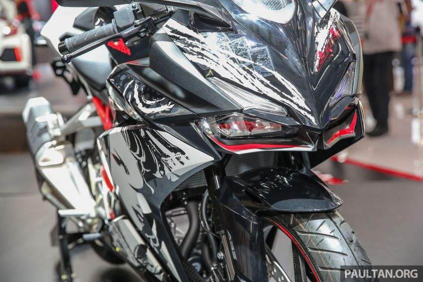 Honda CBR250RR in Malaysia by end of 2020? Image #1075038