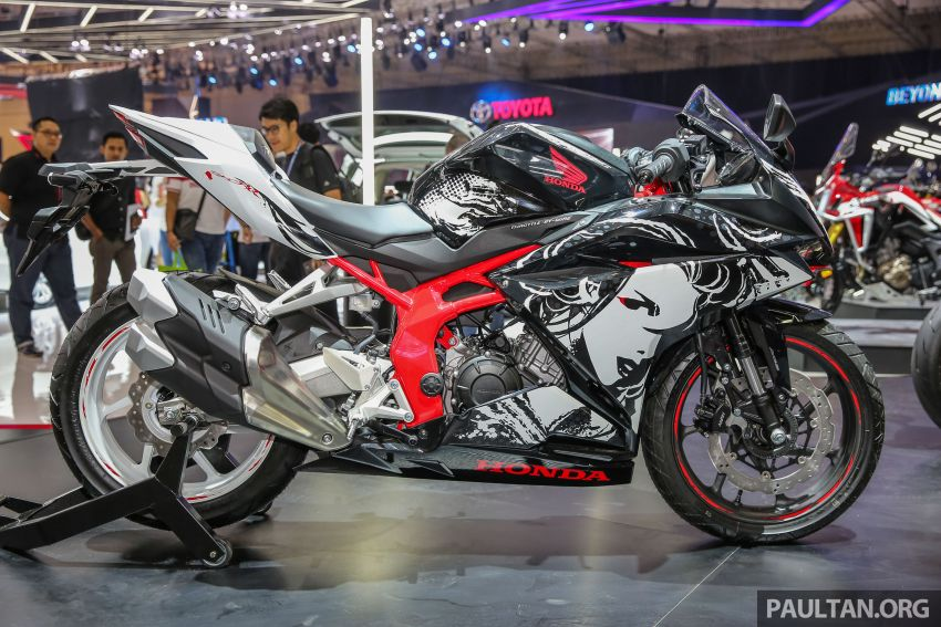 Honda CBR250RR in Malaysia by end of 2020? Image #1075030