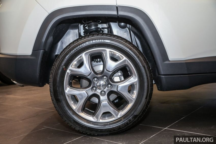 Jeep kembali dengan Wrangler dan Compass 2020 Image #1073167